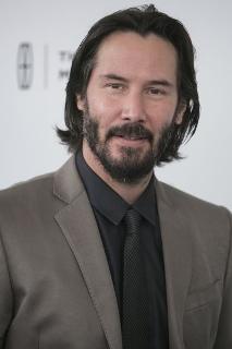 L'acteur Keanu Reeves