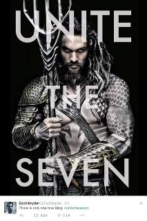 Aquaman : le costume du super-héros dévoilé
