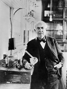 Thomas Edison, un film prévu par Bad Robot