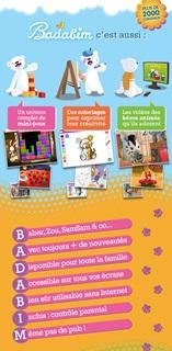 L'application Badabim : l'univers ludique parfait pour vos enfants !
