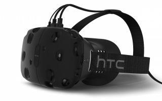 Le casque HTC Vive