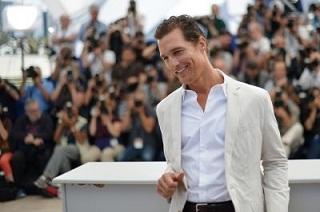 Matthew McConaughey attendu à Cannes