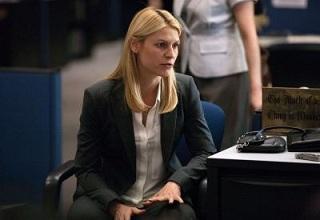 Carrie Mathison, personnage principal de la série Homeland