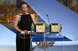 Emmanuelle Bercot récompensée au Festival de Cannes