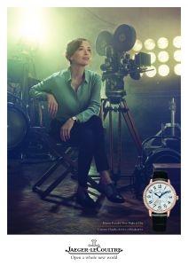 Jaeger-LeCoultre : une nouvelle campagne publicitaire