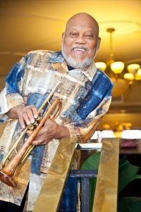 Le trompettiste Marcus Belgrave