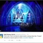 Disney World de Floride : l'attraction La Reine des neiges teasée