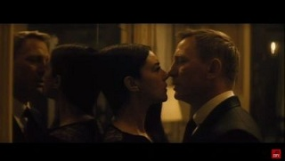 Une photo extraite de 007 Spectre