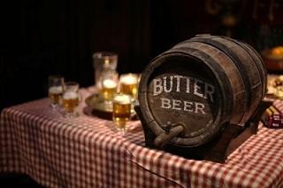 La bière au beurre proposée au studio de Warner Bros.