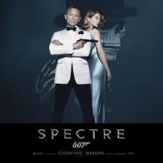L'affiche de James Bond