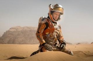 Seul sur Mars © AFP-Relaxnews