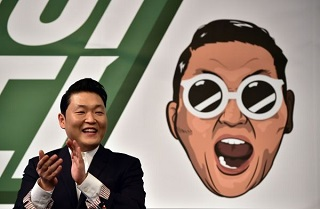 Psy © AFP-Relaxnews