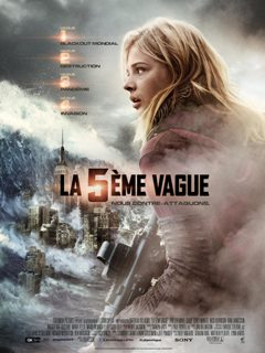 Box office francais, le film la 5eme vague en tete du classement