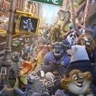 Box-office nord-américain : Zootopie toujours en tête