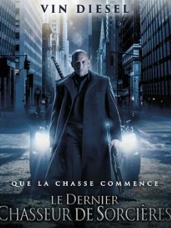 Affiche du film Le Dernier Chasseur de sorcieres