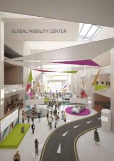 AutoMobili-D : un salon à Detroit consacré aux voitures autonomes