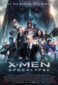 X Men Apocalypse domine le box office, le 4e volet du film fantastique
