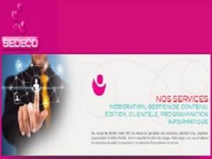 Les services de SEDECO