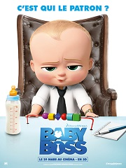 « Baby Boss » sera-t-il le patron des films au box-office ? © Courtesy of Studios Dreamworks