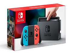 Des ventes record pour la Nintendo Switch dès sa commercialisation © Nintendo