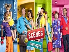 « Scènes de ménages », une série qui attire les téléspectateurs © M6. All Rights Reserved.