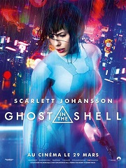 « Ghost in the Shell » a récolté le plus de visionnages © Courtesy of Paramount Pictures France