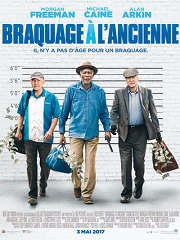 « Braquage à l'ancienne » est en tête du Top 5 des bandes-annonces © Courtesy of Warner Bros. France