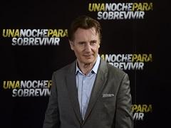 Liam Neeson jouera dans le thriller « Retribution » © AFP PHOTO/PIERRE-PHILIPPE MARCOU
