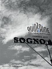 La Quinzaine des réalisateurs, une autre manifestation du Festival de Cannes © La Quinzaine des réalisateurs