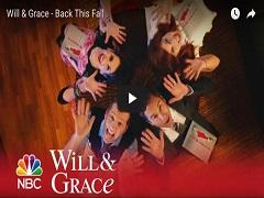 La série « Will & Grace » revient sur le petit écran © You Tube/@NBC