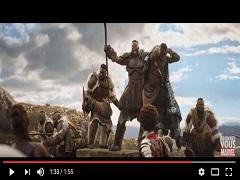 La première vidéo du film « Black Panther » est disponible © Youtube