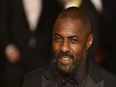 Idris Elba revient pour la saison 5 de la fiction « Luther » sur la BBC © AFP PHOTO/NIKLAS HALLE'N