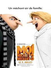 Le film d'animation « Moi, Moche et Méchant 3 » sera bientôt au cinéma © Courtesy of Universal Pictures International France