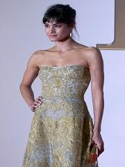 Sofia Boutella serait à l'affiche d'un téléfilm réalisé par Ramin Bahrani © AFP PHOTO/JUSTIN TALLIS
