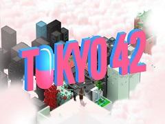 Les sorties de jeux vidéo comportaient « Tokyo 42 » © SMAC Games /Mode 7