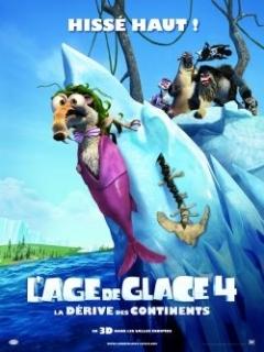 « L'Âge de glace 4 » : le film demeure le favori des cinéphiles français