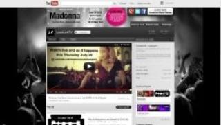 Madonna : son concert à l'Olympia retransmis en direct sur YouTube