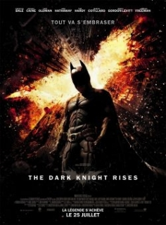 « The Dark Knight Rises » : le film domine le box-office des sorties