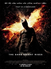 Box-office Relaxnews: « The Dark Knight Rises » de Christopher Nolan domine