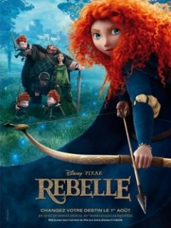 « Rebelle » : le film prend la tête du box-office des sorties