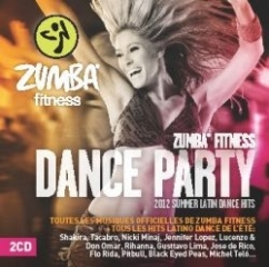 « Zumba Fitness Dance Party 2012 » : la compilation domine le classement Fnac