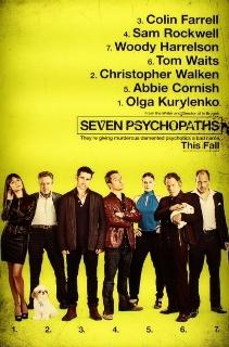 Le film « Seven Psychopaths » propose sa première bande-annonce non censurée