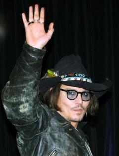Johnny Depp : un nouveau projet pour l'acteur