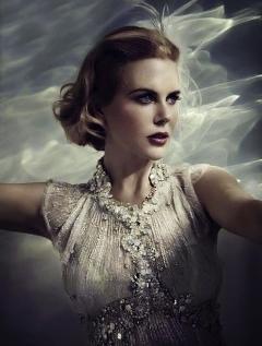 Nicole Kidman : l'actrice en vedette sur la première image de Grace of Monaco