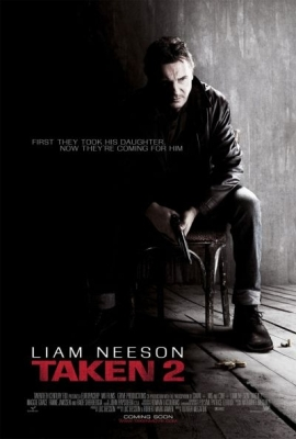 Box-office mondial : Taken 2 s'impose au classement