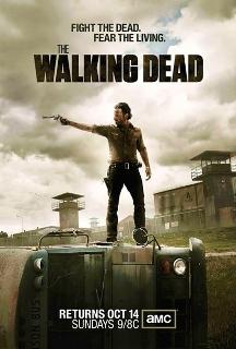 La série The Walking Dead réunit près de quinze millions de téléspectateurs