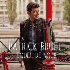 Le chanteur Patrick Bruel dévoile son nouveau tube She's Gone