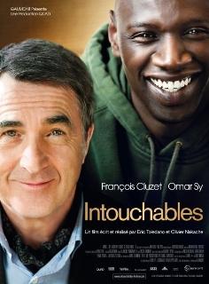 Le film Intouchables en lice pour de nombreux prix
