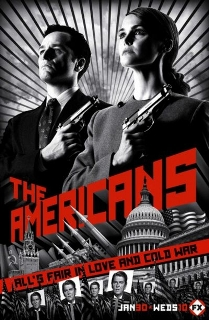 The Americans : la série remporte un énorme succès