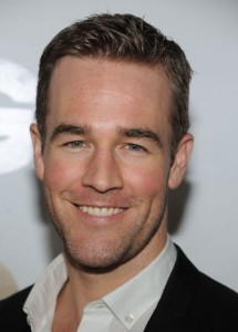 L'acteur James Van Der Beek